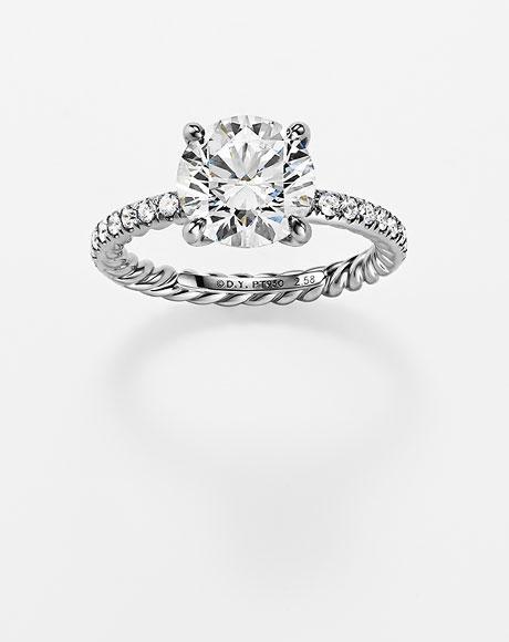 Photos David Yurman Adds Beautiful New Diamond Halo