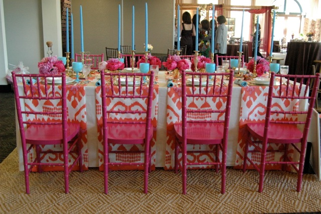 Another pretty tablescape!