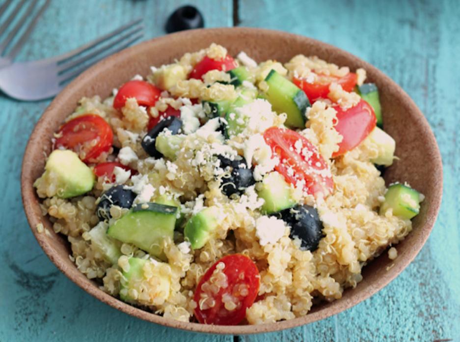 Greek Quinoa Salad OLEYSHOP