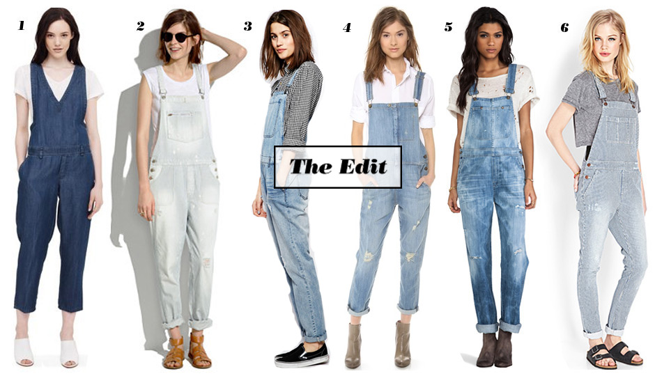 9f4b8b552e08 The Edit  6 Ways to Wear Overalls