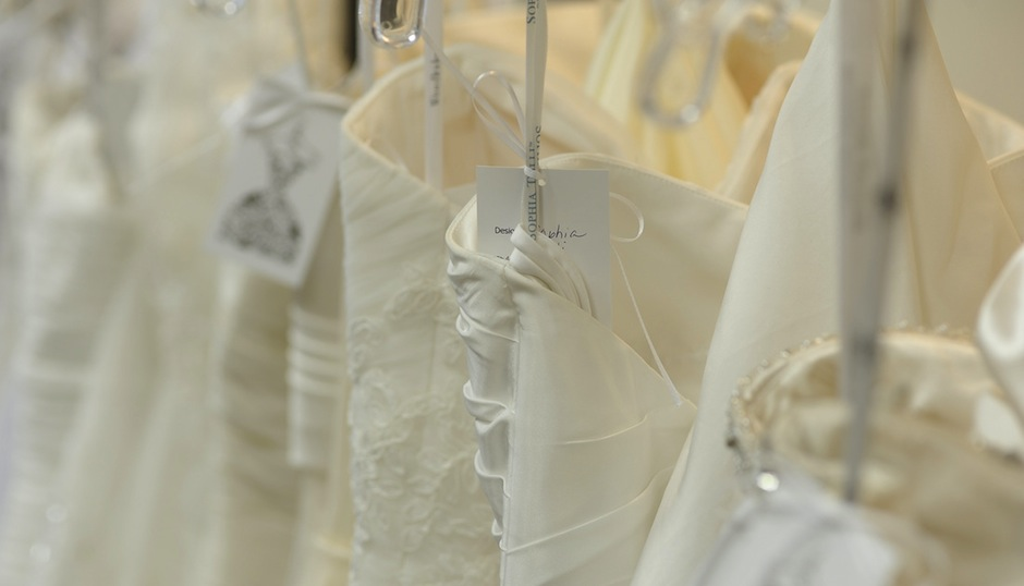 Score Discounted Designer Wedding Gowns in a High-End Boutique ...