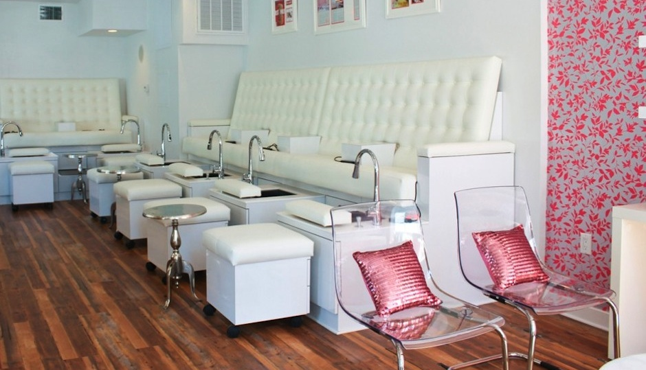 The new Rittenhouse location of Lacquer Lounge is open for business.