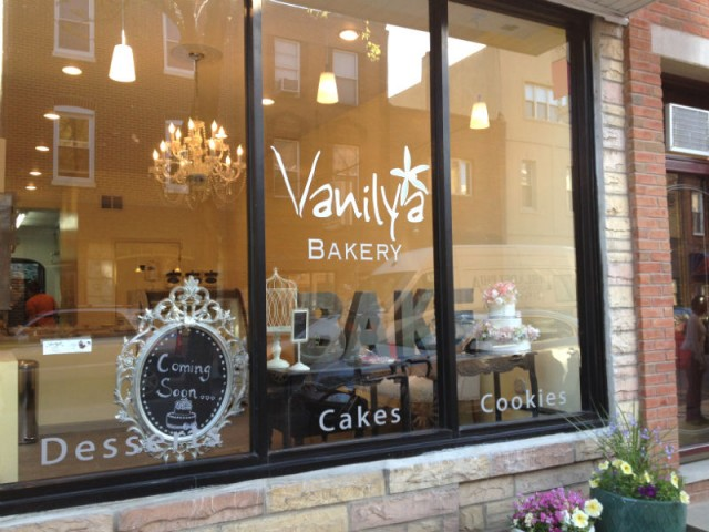 Vanilya Bakery in Passyunk Square. Photo via Passyunk Post.