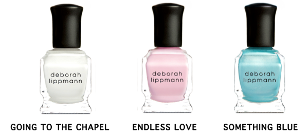 Deborah Lippman's Happily Ever After bridal set.