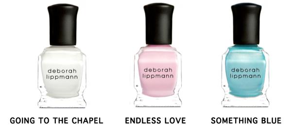 Deborah Lippman's Happily Ever After bridal set.