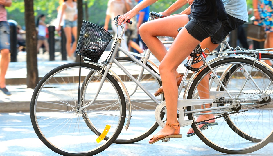 Biking Is On the Rise Again in Philly