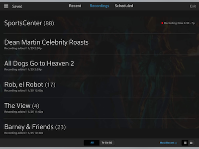 X1 Photos Mobile App >> Comcast Upgrades X1 Lets Users Download Dvr D Shows To Tablets
