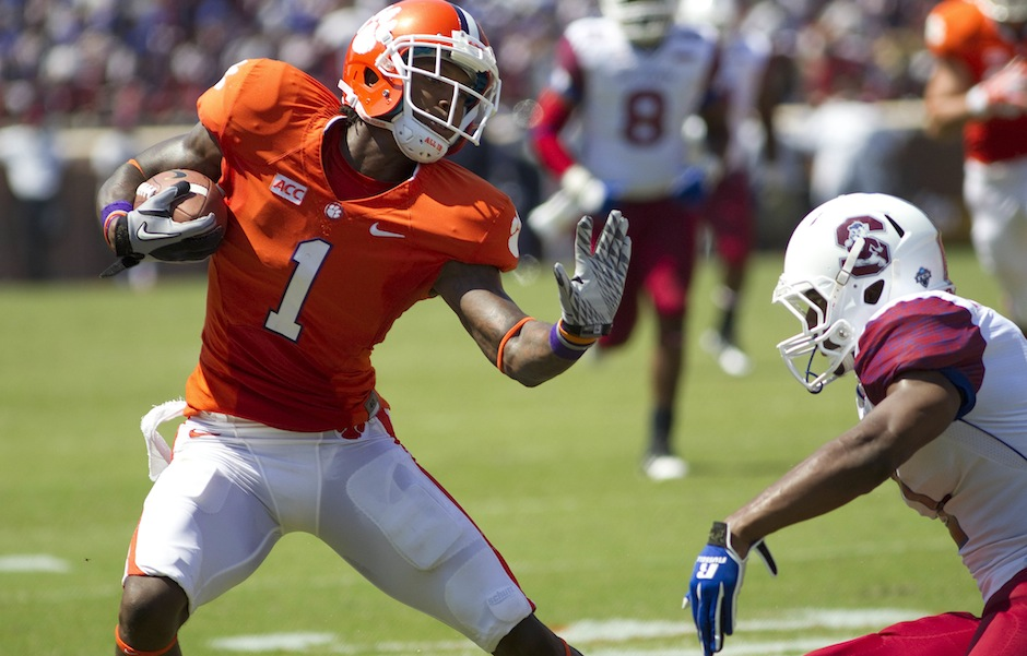 NCAA Football: South Carolina State at Clemson