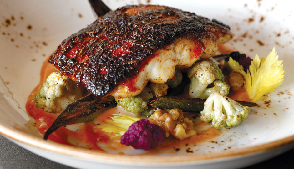 Blackened Catfish - Photo by Jason Varney