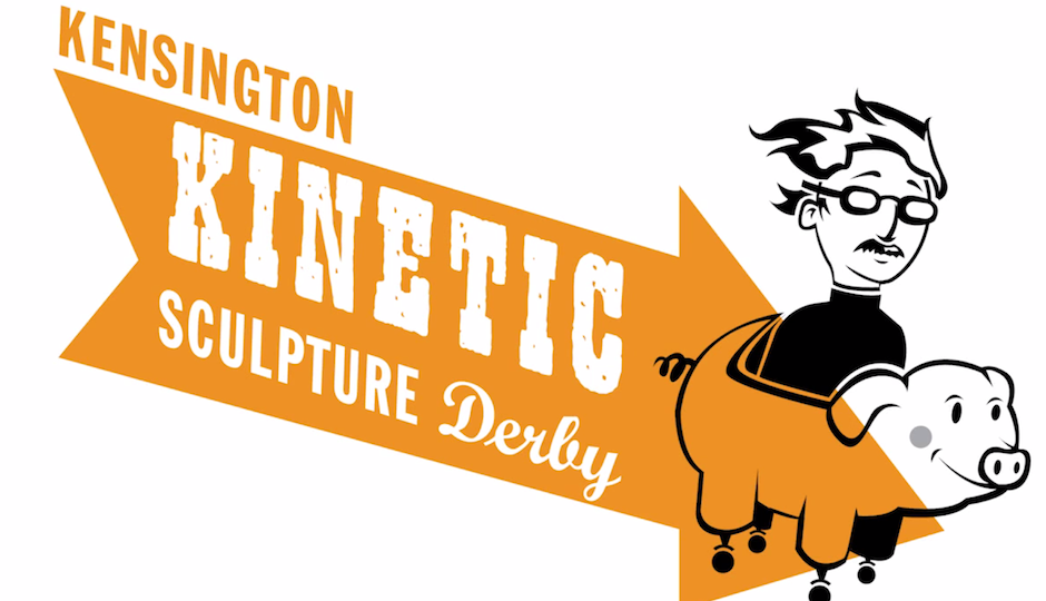 kensington kinetic sculpture derby