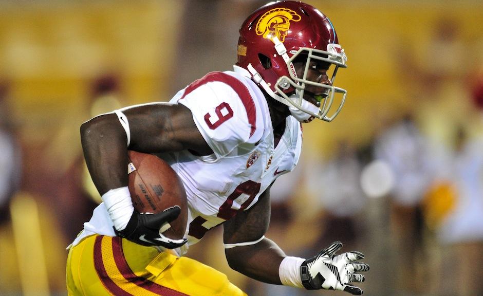 NCAA Football: Southern California at Arizona State