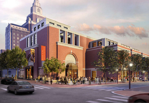 redesign of the museum of the american revolution