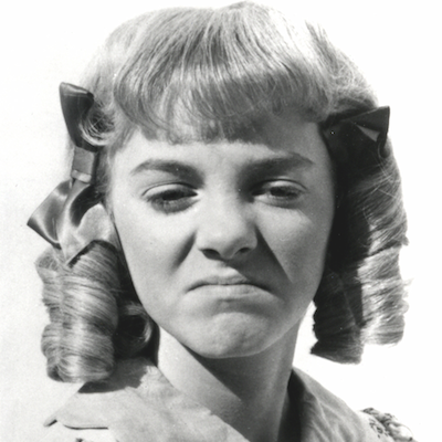 nellie oleson side