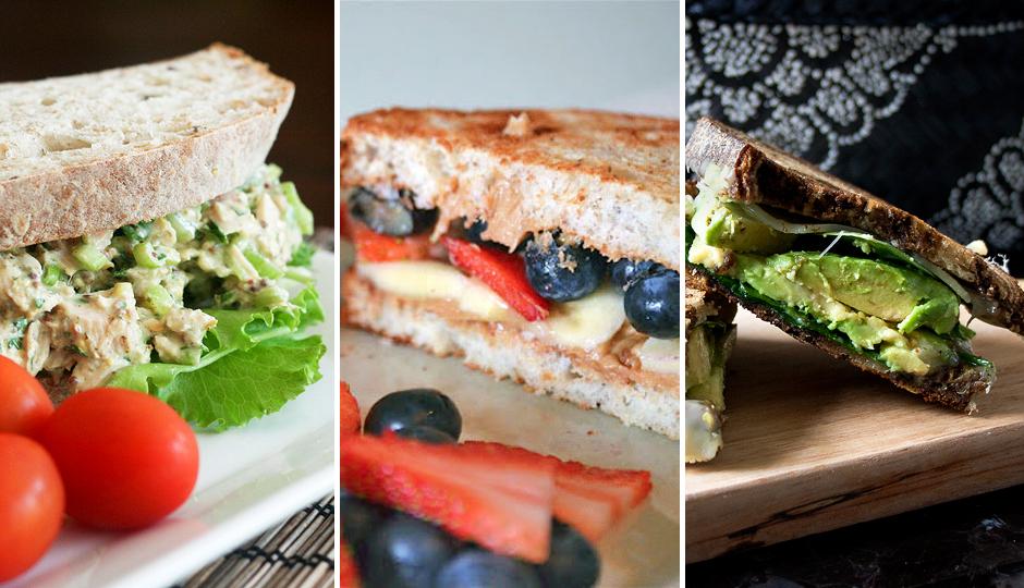 sandwiches lead