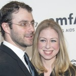 Marc Mezvinsky and Chelsea Clinton attend the 2014 amfAR New York Gala at Cipriani Wall Street on February 5, 2014, in New York City. Photo | Debby Wong, Shutterstock.com