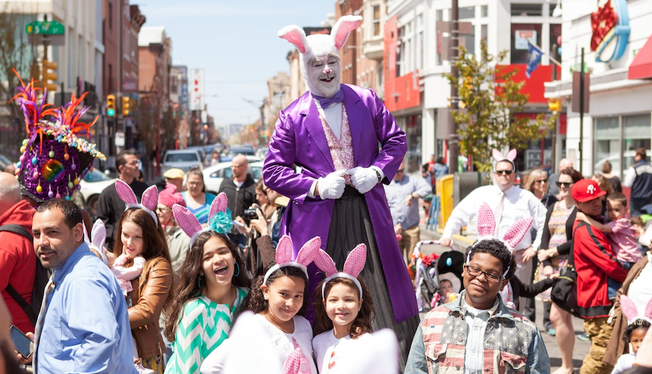 South Street's Easter Parade