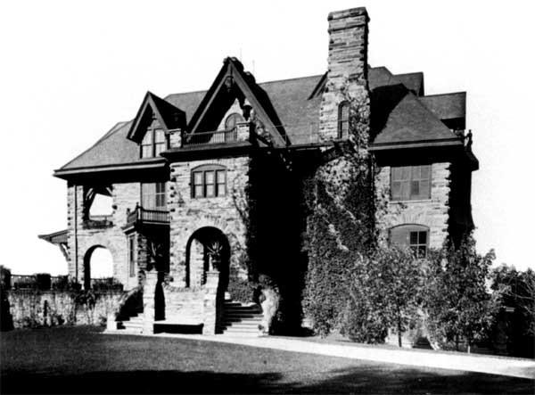 stonecliffe originally