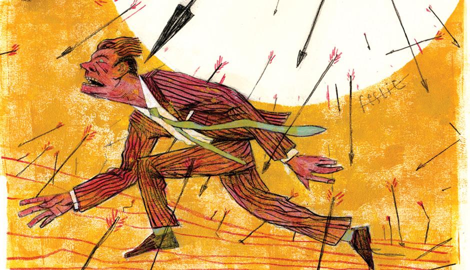 Illustration by Leslie Herman
