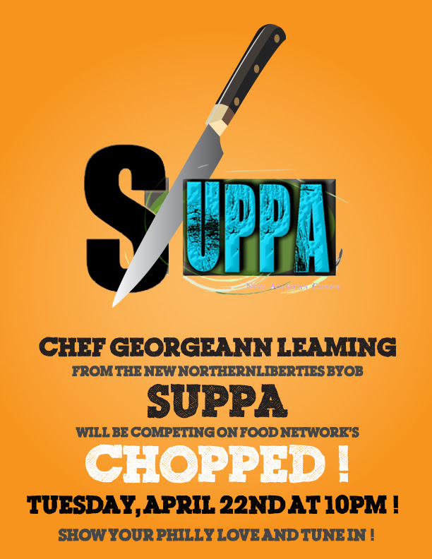 Suppa Choped Flyer