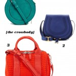 1. Wear a Crossbody Bag
