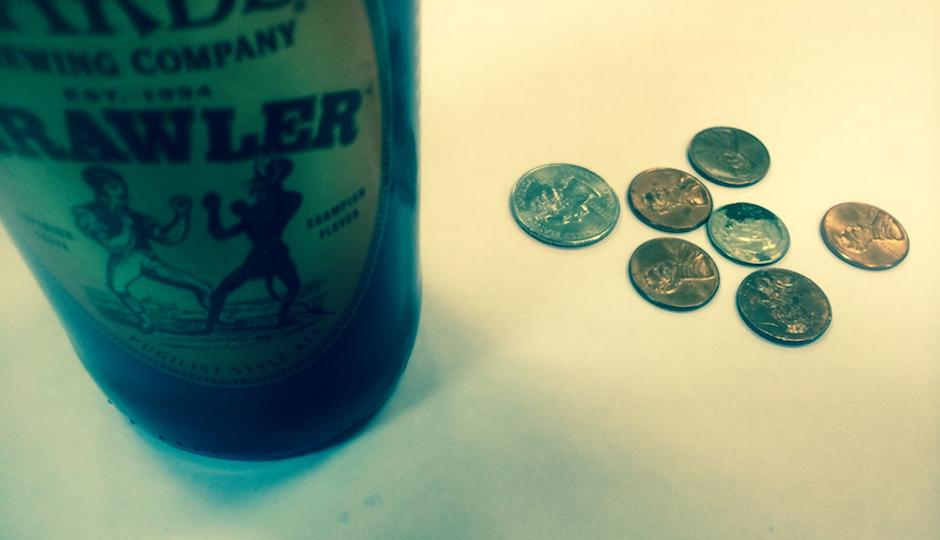 40 cent tip at mcglincheys