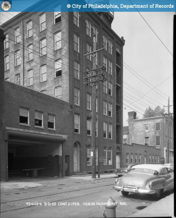 photo of trans atlantic warehouse