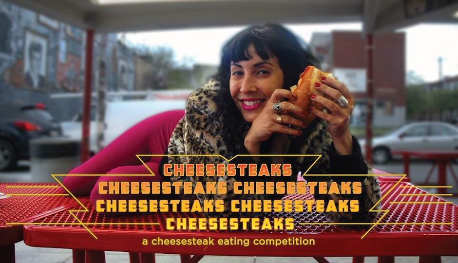 Cheesesteak Promo Art
