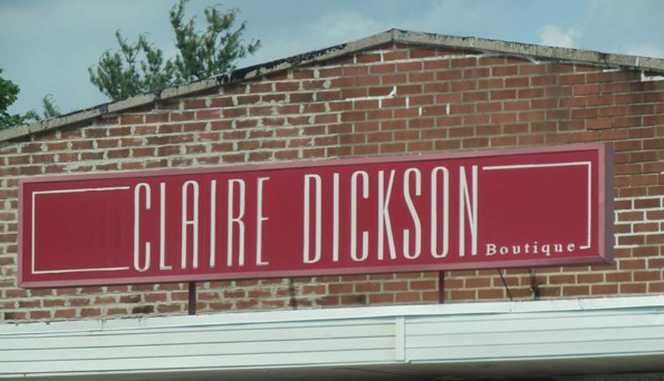 Claire-Dickson