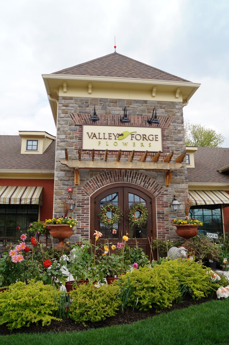 Valley forge flowers now has a boutique bridal registry Valley forge flowers
