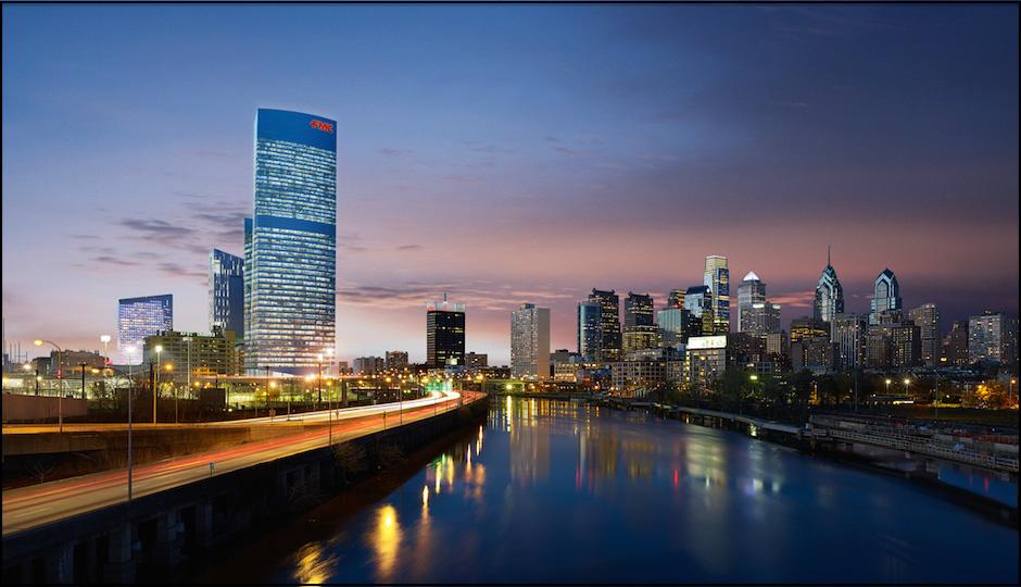 FMC Tower rendering