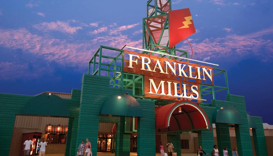 Franklin-MIlls-Mall