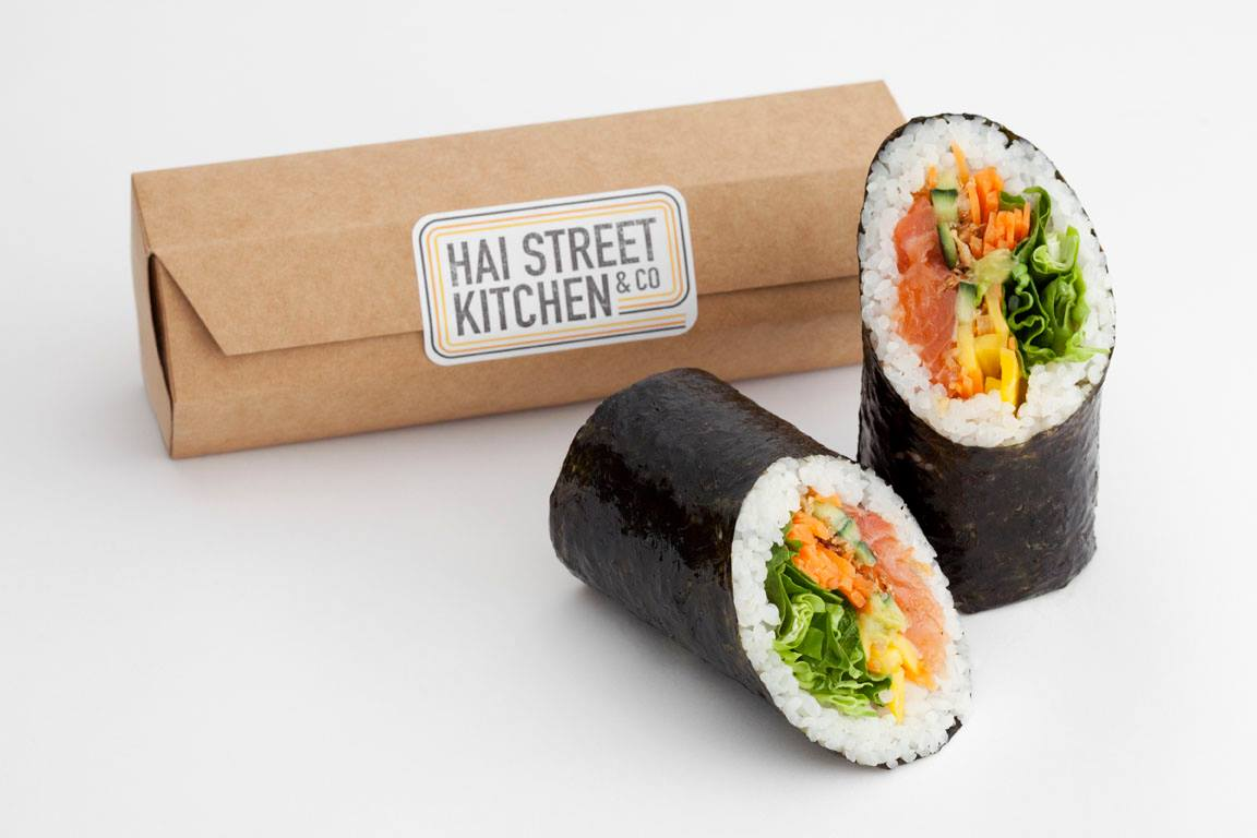 hai street kitchen opening soon (and how to get free giant sushi