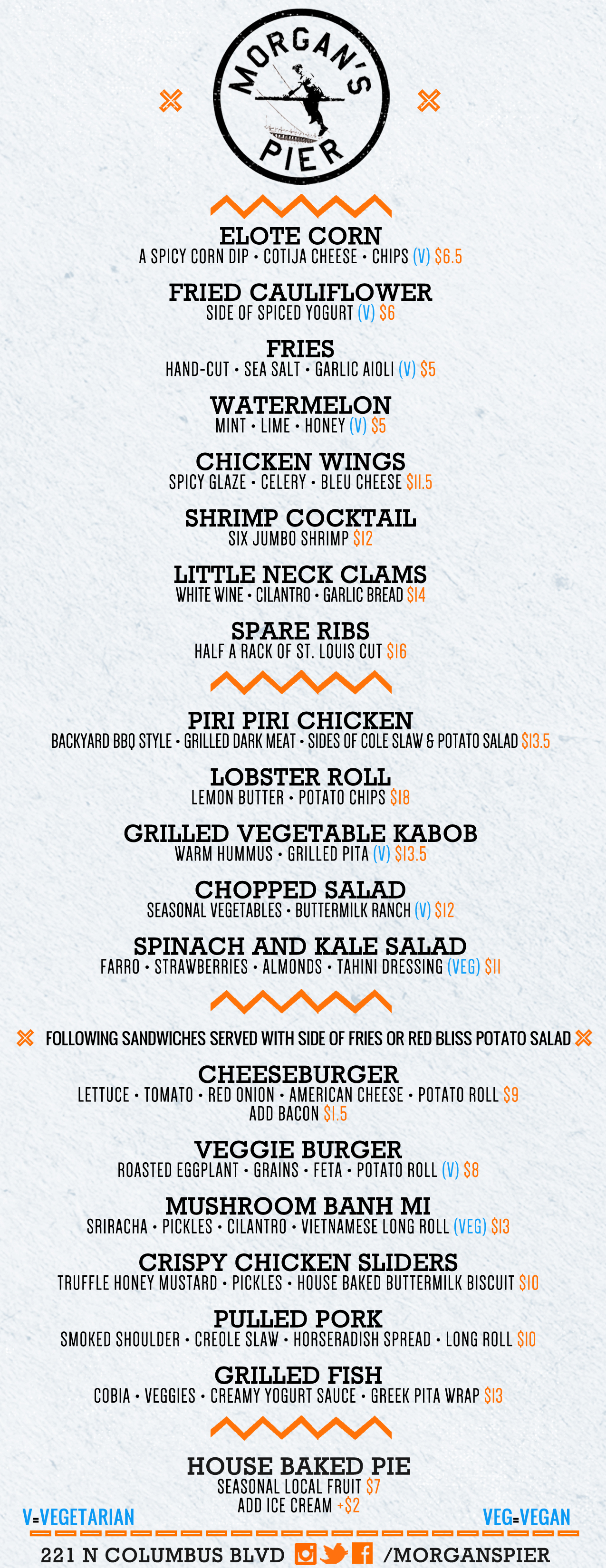 Morgans-pier-2014-menu