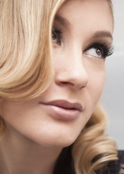 Luscious lashes can be yours at Laurentius Salon.
