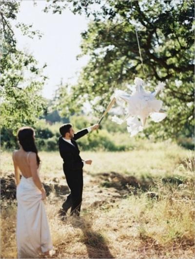 Photo by Erich McVey via Wedding Chicks