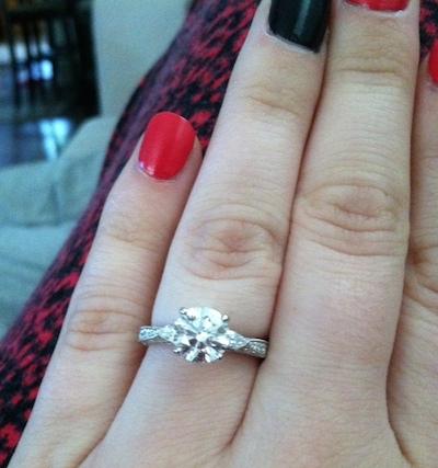 Gretchen's ring!