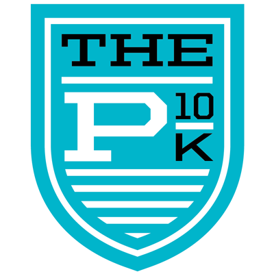 Philly 10K Badge