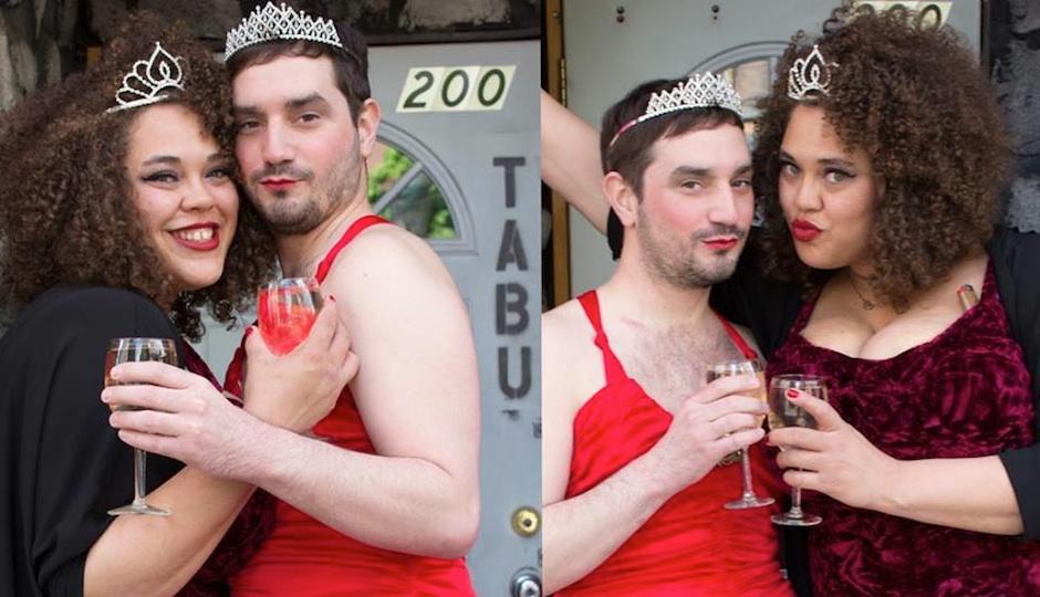 A Very Tabu Prom