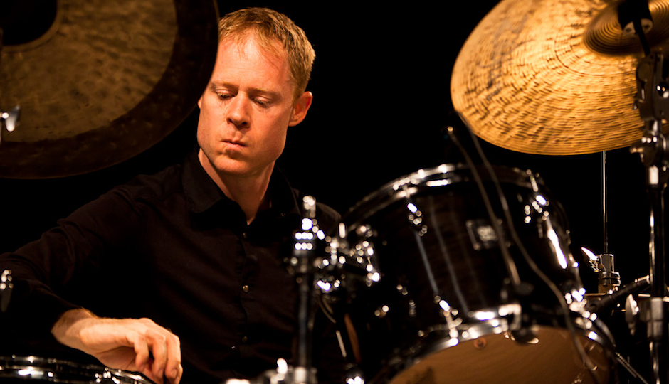 Drummer Bill Stewart is among the national acts playing at OutBeat, America's first queer jazz festival.
