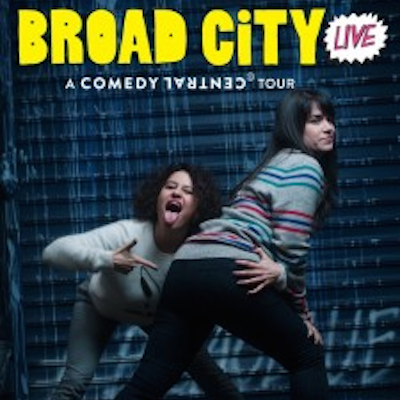 broad city live tour