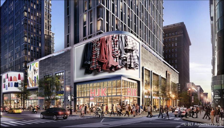 east market rendering detail