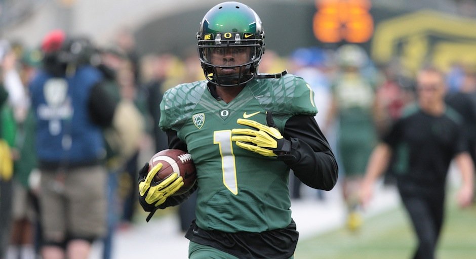 NCAA Football: UCLA at Oregon