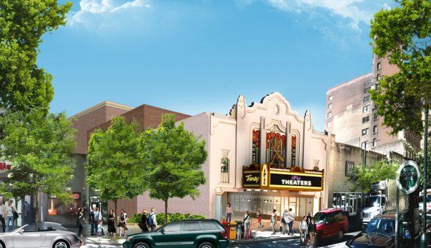 iPic Theaters_The Boyd, Philadelphia_Rendering