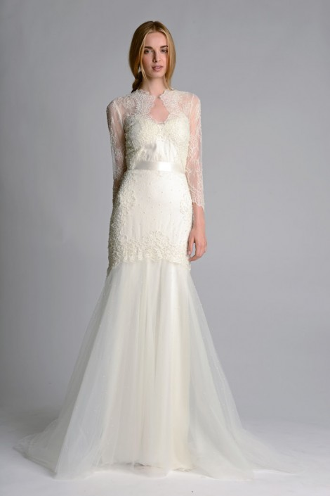 Whether you 39 re inspired by kate or kim here are 18 for Kelly clarkson wedding dress replica