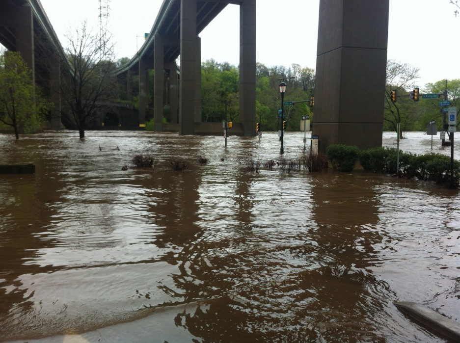 WATCH: Flooding Hits Schuylkill River, Parkway Overnight | News ...