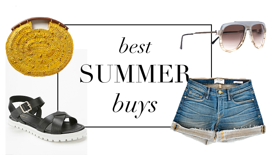 10 Best Summer Buys