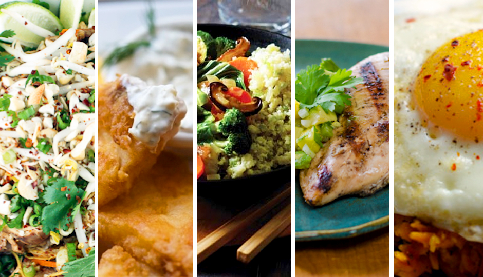what to eat paleo