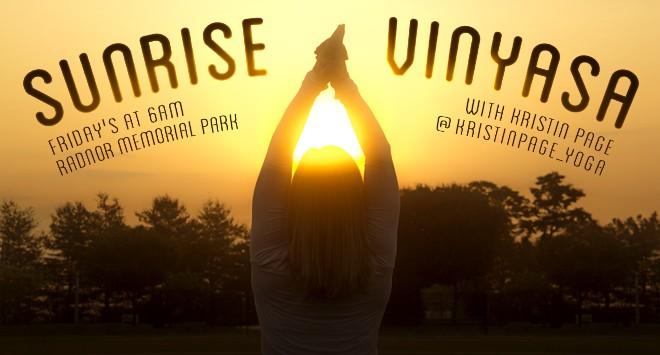 Sunrise Vinyasa