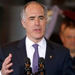 U.S. Senator Bob Casey,  January 2014. | AP Photo