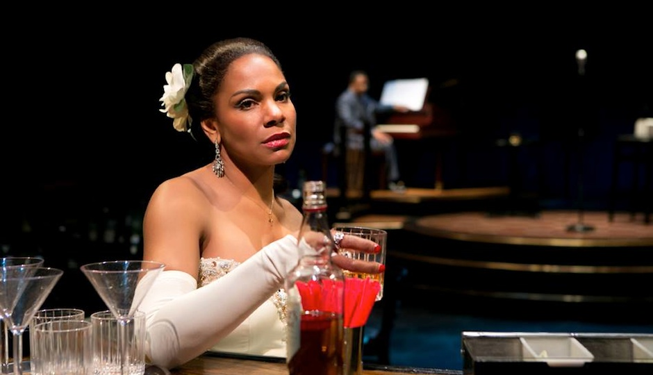 "Audra McDonald in ""Lady Day at Emerson's Bar and Grill"""